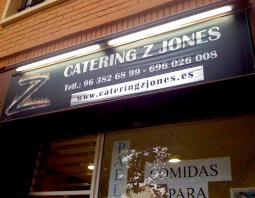 Catering Z Jones