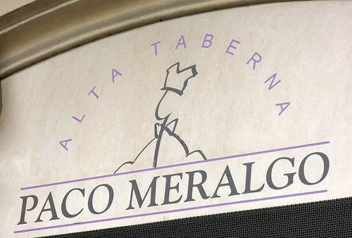 Alta Taberna Paco Meralgo