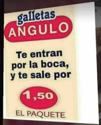 Galletas Angulo