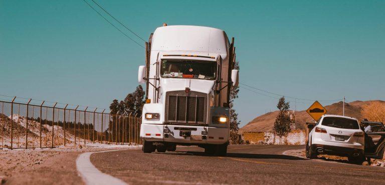 Los sustos del camión