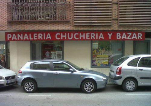 Panalería chucheria