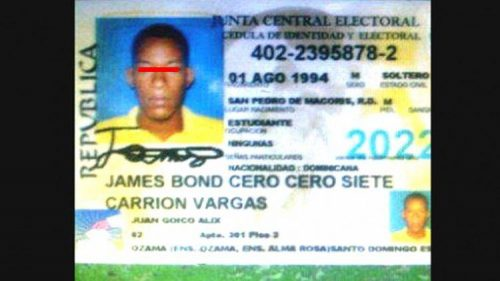 James Bond Cero Cero Siete