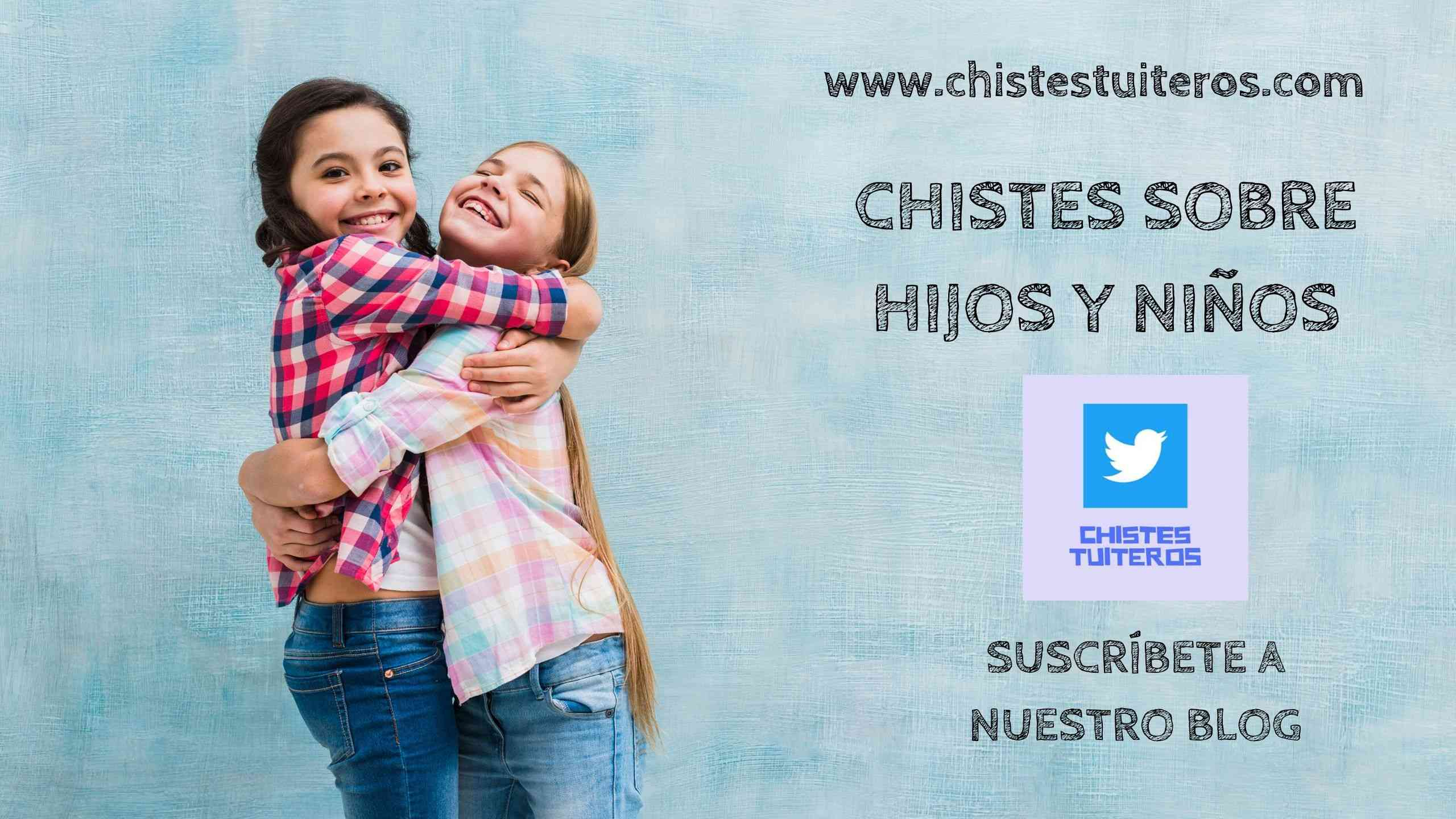 "Chistes sobre hijos y niños<span class=""wtr-time-wrap after-title""><span class=""wtr-time-number"">3</span> minutos de lectura</span>"